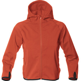 Isbjörn Junior Wind & Rain Bloc Jacket Sun Poppy